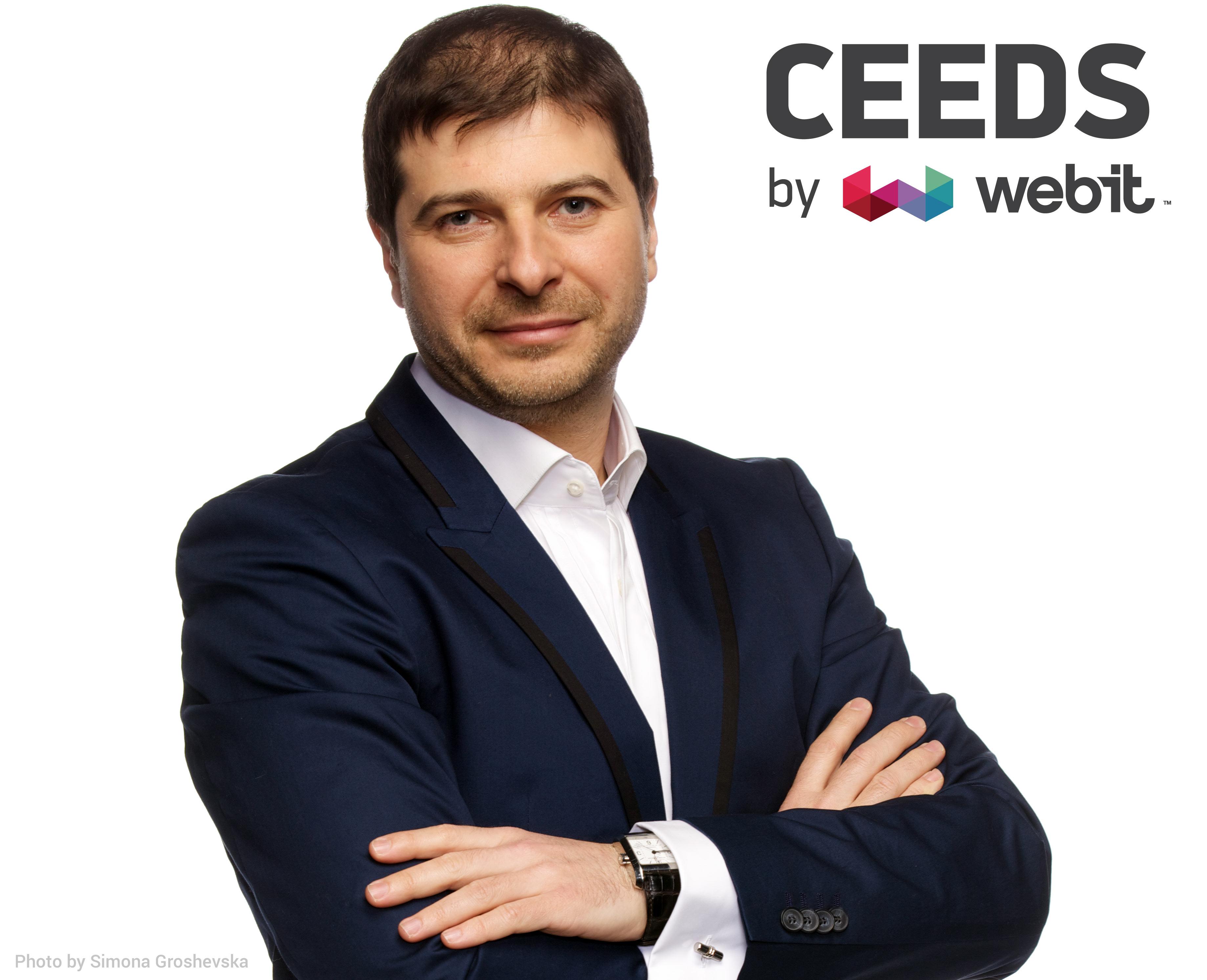Plamen Russev CEEDS by Webit