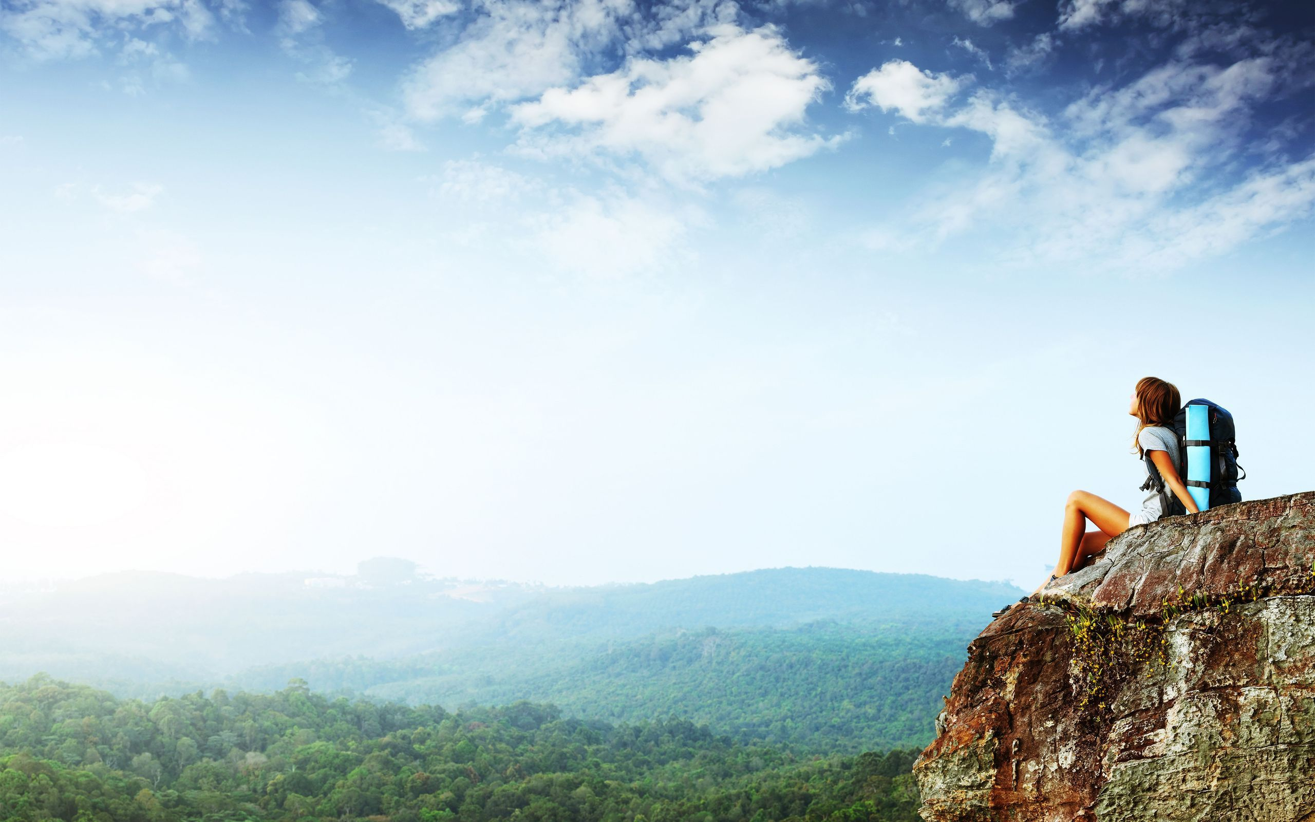 beautiful-journey-highness-cliff-the-girl-traveling-mountain-cliff-height-panorama-forest