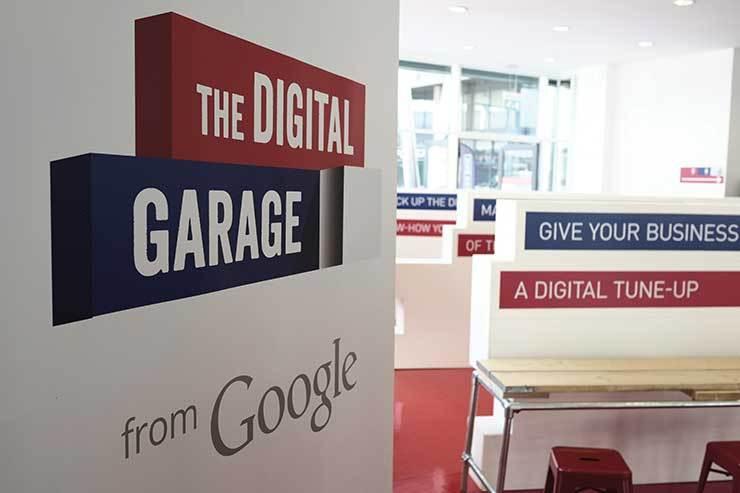 DigitalGarageGoogle