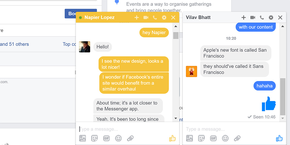 Facebook-chat-windows