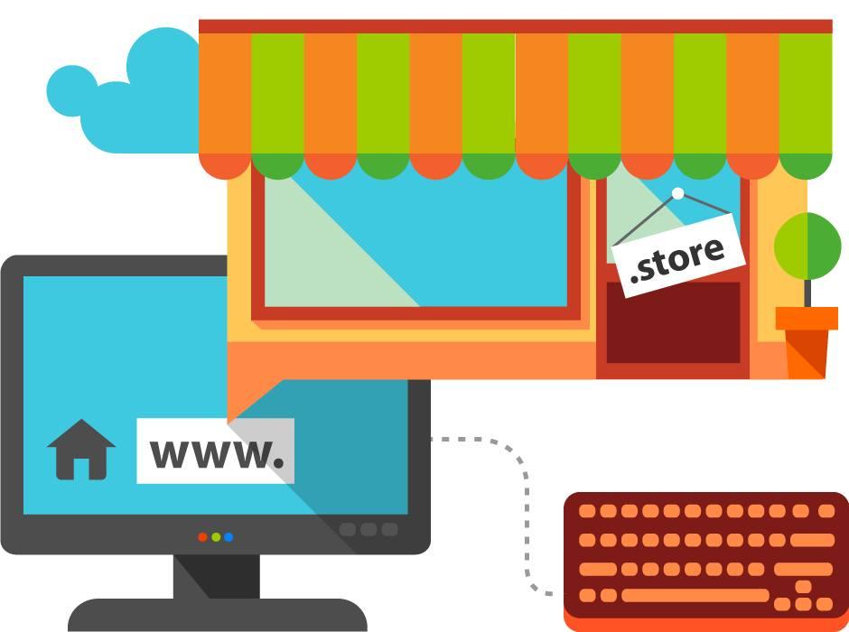 domain store SuperHosting